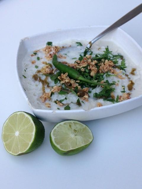 Soupe thaî 1