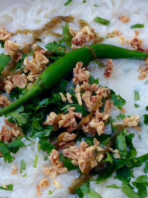 Soupe thai zoom