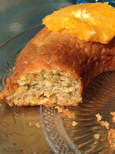 Gâteau judéo-espagnol à l'orange zoom